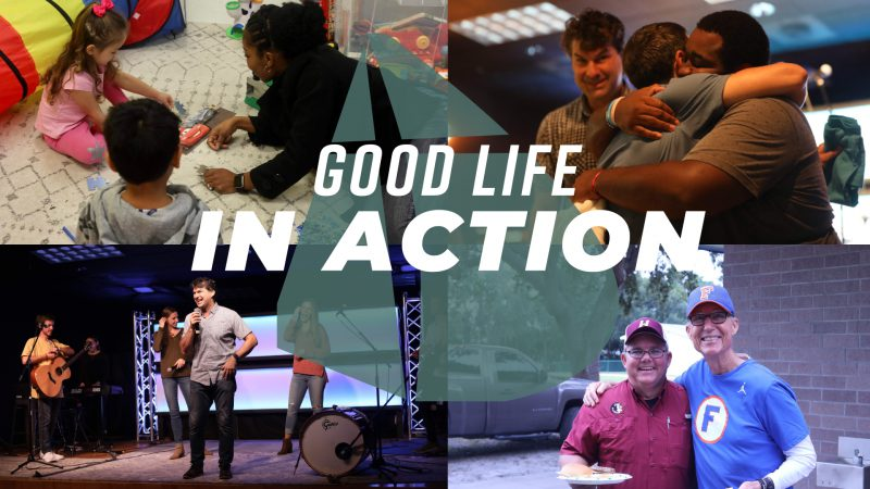 GOOD LIFE IN ACTION