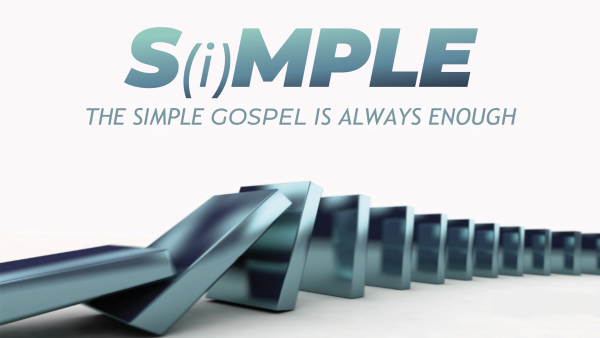 OUR POSITION IN THE SIMPLE GOSPEL Image